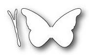 Memory Box Stanzform Schmetterling/Effera Butterfly Wings 98863