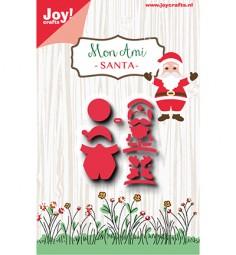 Joycrafts Stanzform Weihnachtsmann / Nikolaus / Santa 6002/0936