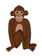 Affe / monkey 0920