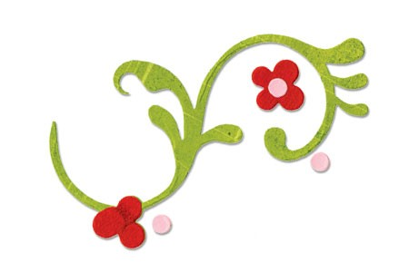 Sizzix Stanzform BIGZ Flourish # 3 / Flourish # 3 657050