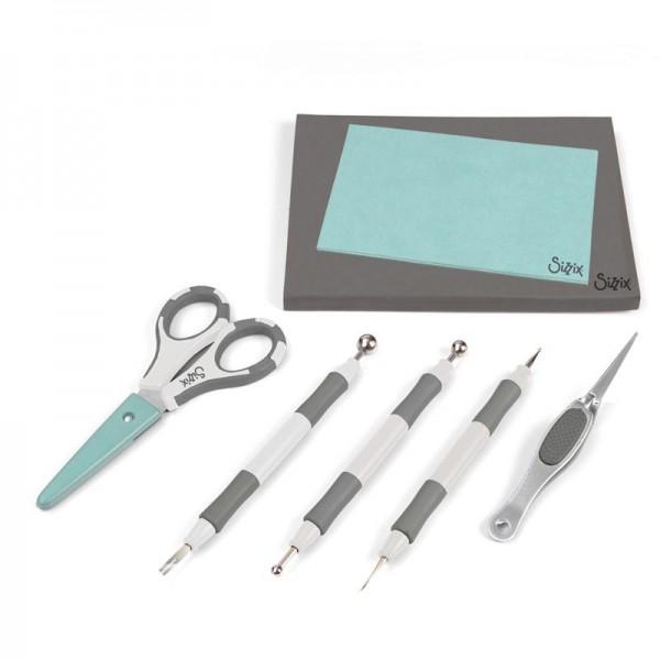 Sizzix Paper Sculpting Kit 662225