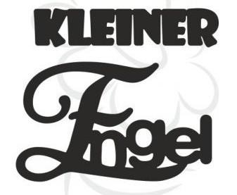 """JM Creation Stanzform """" Kleiner Engel """" 03-00008"""