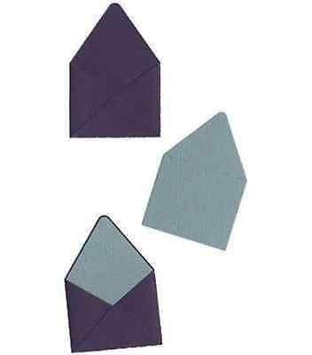 Quickutz Stanzform Umschlag u. Innenteil 5,1 cm x 4,3 cm / envelope & liner REV-0020DK