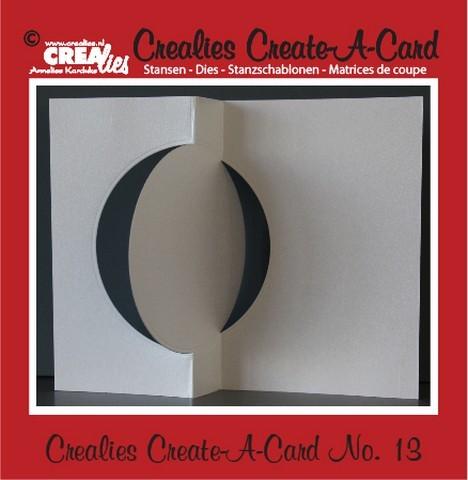 Crealies Stanzform Create A Card Nr. 13 CCAC13