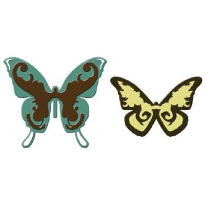 Spellbinders Stanzform Schmetterlinge 2 / butterflies 2 S3-146