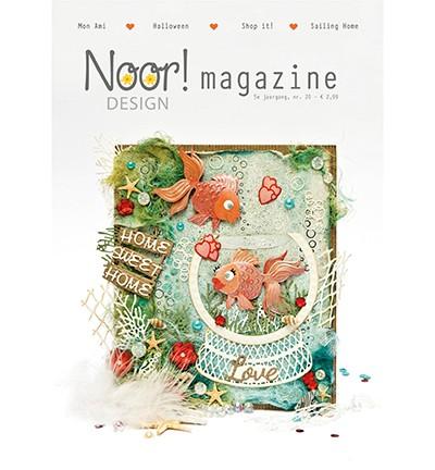 JoyCrafts NOOR Magazine Nr. 20 9000/0119