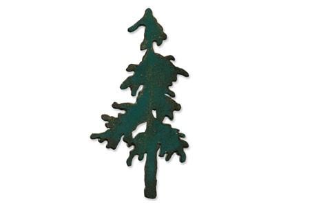 Sizzix Stanzform BIGZ Kiefer / pine tree 657004