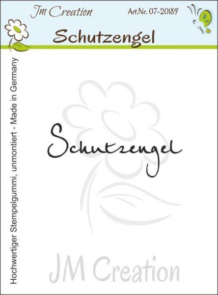 Jm Creation Textstempel ' Schutzengel ' 07-20189