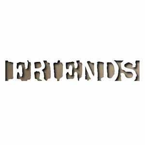 Movers & Shapers Einsatz-Stanzform FRIENDS 657 201