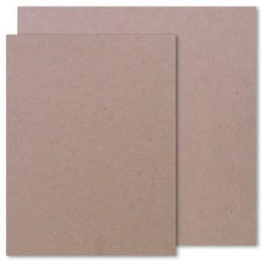 """Chipboard braun 12 """" x 12 """" = 30,5 cm x 30,5 cm CB 12100"""