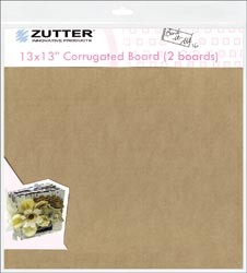 "Binditall Wellpappe-Board 13 "" x 13 "" ( 33 cm x 33 cm ) 7611"