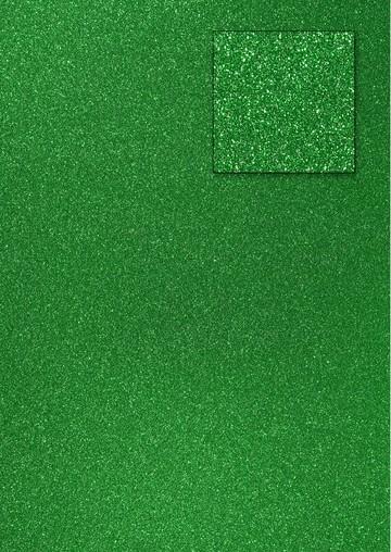 Glitterkarton HELLGRÜN A 4 653002/0420
