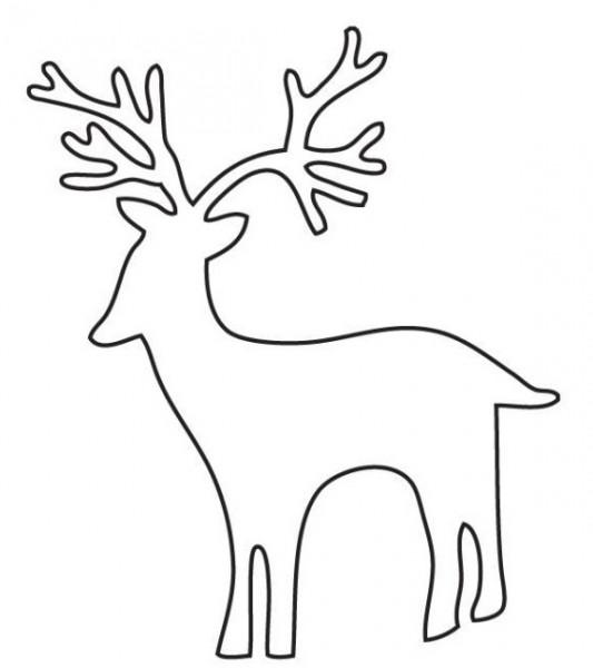 Savvystamps Stanzform Hirsch / Woodland Deer 10126