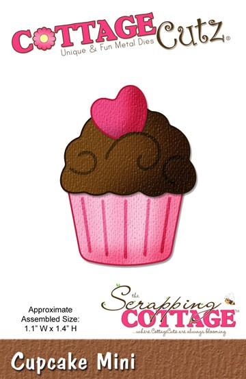 Muffin mini / cupcake mini SC CC-Mini-098