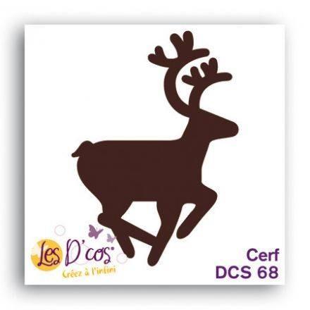 Toga Stanzform Hirsch / cerf DCS68