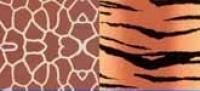 Color-Dekor-Folie Tiger / Giraffe 9407702