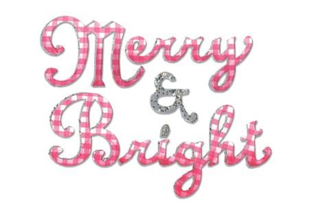 Sizzix Stanzform BIGZ Merry & Bright 656736