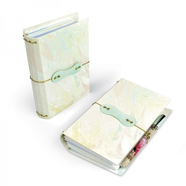 Sizzix BIGZ XL Stanzform SCOREBOARD Stanzform Pocket Notebook 663638