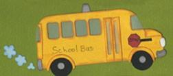 Schulbus / schoolbus 0938