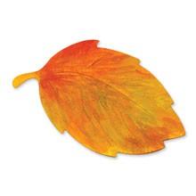 Sizzix Stanzform Sizzlits SMALL 1-er Blatt groß / leaf big 654864