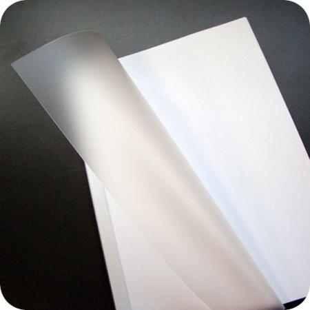 PP- Folie matt-transparent A 3 Dicke 0,5 mm