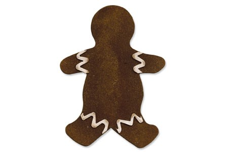 Sizzix Stanzform BIGZ Lebkuchenmännchen / Gingerbread 656924