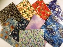 Frantic Stampers Washi Papier Sortiment 15,2 cm x 15,2 cm / Washi Paper Assortment FRA-Washi