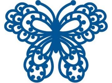 Marianne D Creatables Schmetterling 1 LR0113