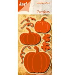 Joycrafts Stanzform Kürbisse / Pumpkins 6002/0969