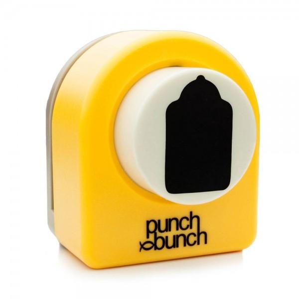Punch Bunch Motivstanzer LARGE Anhänger / Tag ( 4/Tag )