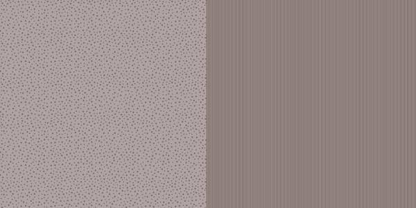 Dini Design Scrapbook-Papier Sterne / Streifen Mokkabraun ( dunkel-braun ) 1009