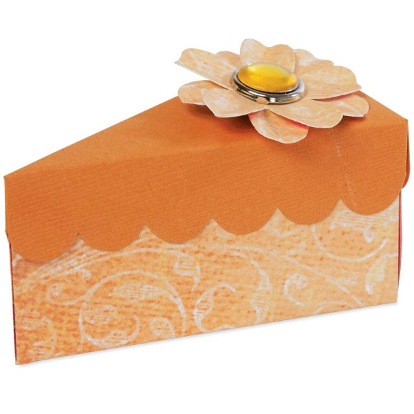 AccuCut Box Cake Slice # 2 BX286CSJ