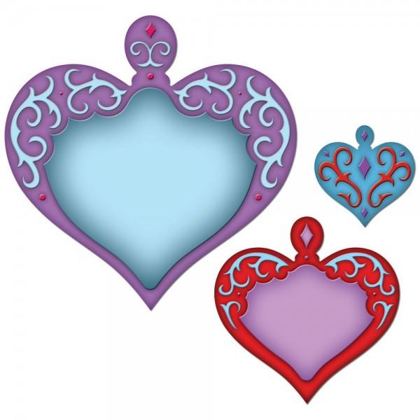 nested Herzen / nested hearts S4-296