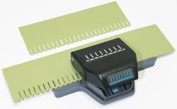 "EK Success Slim-Borderstanzer 3/8 "" = 1 cm ribbon 54-40096"