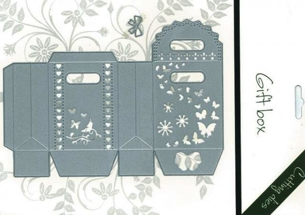 Romak Stanzform Geschenkbox / Giftbox 818213