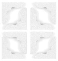 Crop-A-Dile III Buchecken White Shimmer 41406-3