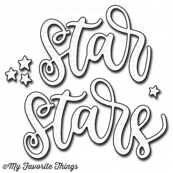 Dienamics Stanzform ' star ' ' stars ' / Shining Stars MFT-1162