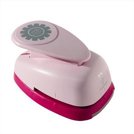 Motivstanzer i-Top MEDIUM Topper Punch 001325 ( rosa )