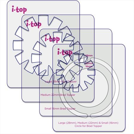 i-Top Schablonen-Set 001321