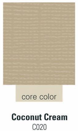 Cardstock coconut cream 30,5 cm X 30,5 cm 1380 -C020