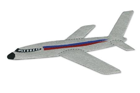 Allstar Flugzeug / airplane jet A 10785