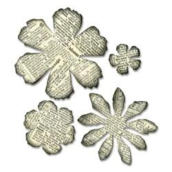 Sizzix Stanzform BIGZ Tattered Florals 656640 / 18724409 / 79-564-00