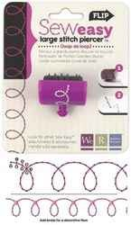 We R Memory Keepers Ersatz-Kopf Stitch Piercer LARGE LOOP 71093-6 ( lila )