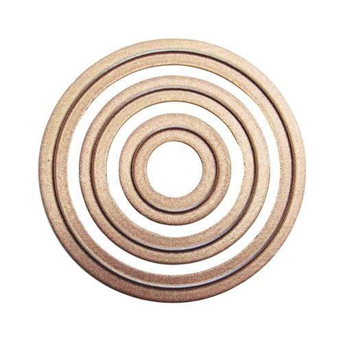 Spellbinders Stanz-u. Prägeformen Circles Trhee MD1-012