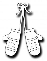 Frantic Stampers Stanzform hängende Handschuhe / Hanging Mittens FRA-DIE-10050