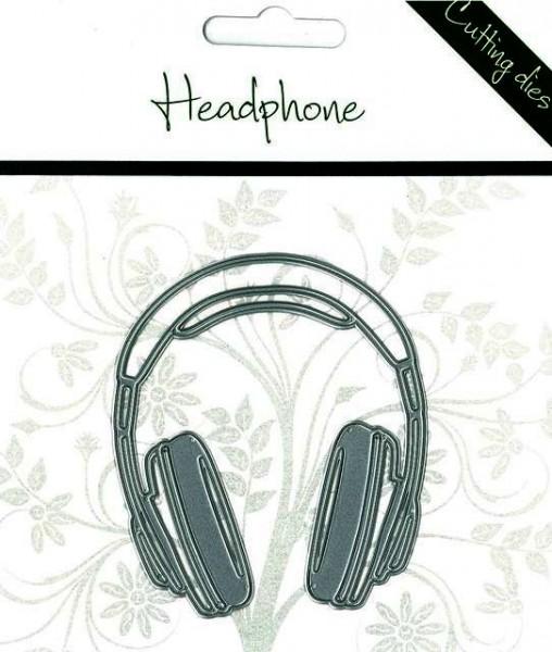 Romak Stanzform Kopfhörer / Headphone 817612