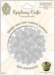 Epiphany Knopf selbstkl. Blume 2,0 cm Buttons Flower 20 BSA-13