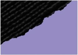 Cardstock Black magic 2-farbig LILA-SCHWARZ Whammy GX-BM350-12