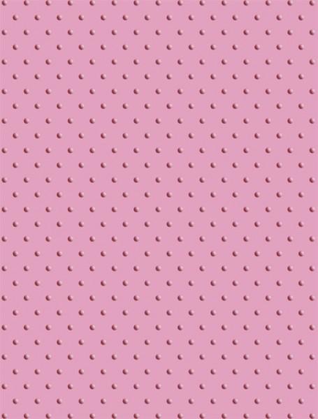 Cuttlebug Prägefolder Swiss Dots 37-1604