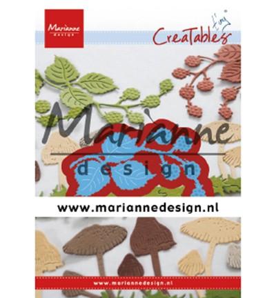 Marianne D Stanzform Creatables Brombeeren / Tiny's Blackberries LR0622